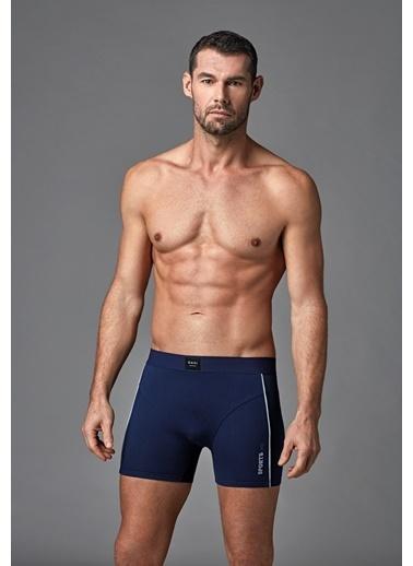 Dagi Compact Sports Boxer Mavi